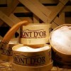 Recette au fromage : une fondue au Mont d'Or pour un repas en famille