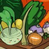 Ma cuisine illustrée : un livre de cuisine par saison