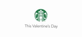 Saint Valentin 2013 : boissons gratuites chez Starbucks