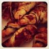 Gourmandise : des croissants faits maison au Nutella