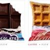 Tartelettes, gaufres, chocolat : des coussins pour une déco à croquer