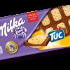 Nouveauté : Chocolat Milka au Tuc