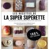 Les recettes de la Super Supérette dans un livre de cuisine