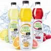 Fruit & Nada : nouvelles boissons saveurs citron, orange et framboise