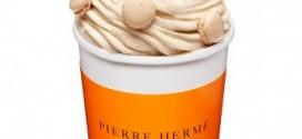 Glace au Macaron par Pierre Hermé