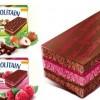 Napolitain : nouvelles recettes framboise et praliné + des Box gourmandes
