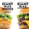 Quick : Giant Max Chicken et Triple Cheese au menu