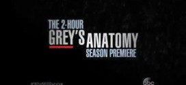 Grey's Anatomy Saison 10 : épisodes 1 & 2 – Vidéo Streaming (Spoilers)