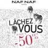 Naf Naf : jusqu'à moins 50% pour shopper la nouvelle collection