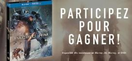 Pacific Rim : gagner un DVD du film