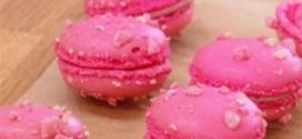 Meilleur pâtissier : la recette des macarons lait fraise de Yannick Lefort