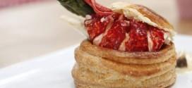 Meilleur Pâtissier : recette du vol au vent de Ghislaine Arabian