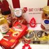 Eat Your Box : contenu et test de la boite de Décembre 2013