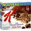 Special K Biscuits Moments au chocolat : le test