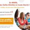 Boire un café gratuit à Paris, c'est possible avec Cafés Illimités !