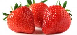 Mug cake à la fraise pour celles qui veulent garder la ligne