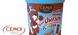 Des minis oursons Cémoi au chocolat et à la guimauve