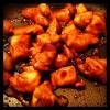 Recette asiatique : poulet caramélisé au miel et à la sauce soja