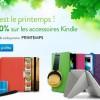 Promo Amazon : -20% sur les accessoires Kindle