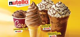 Nutella : 4 recettes de glaces très gourmandes