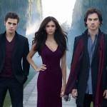 Vampire Diaries elena damon stefan