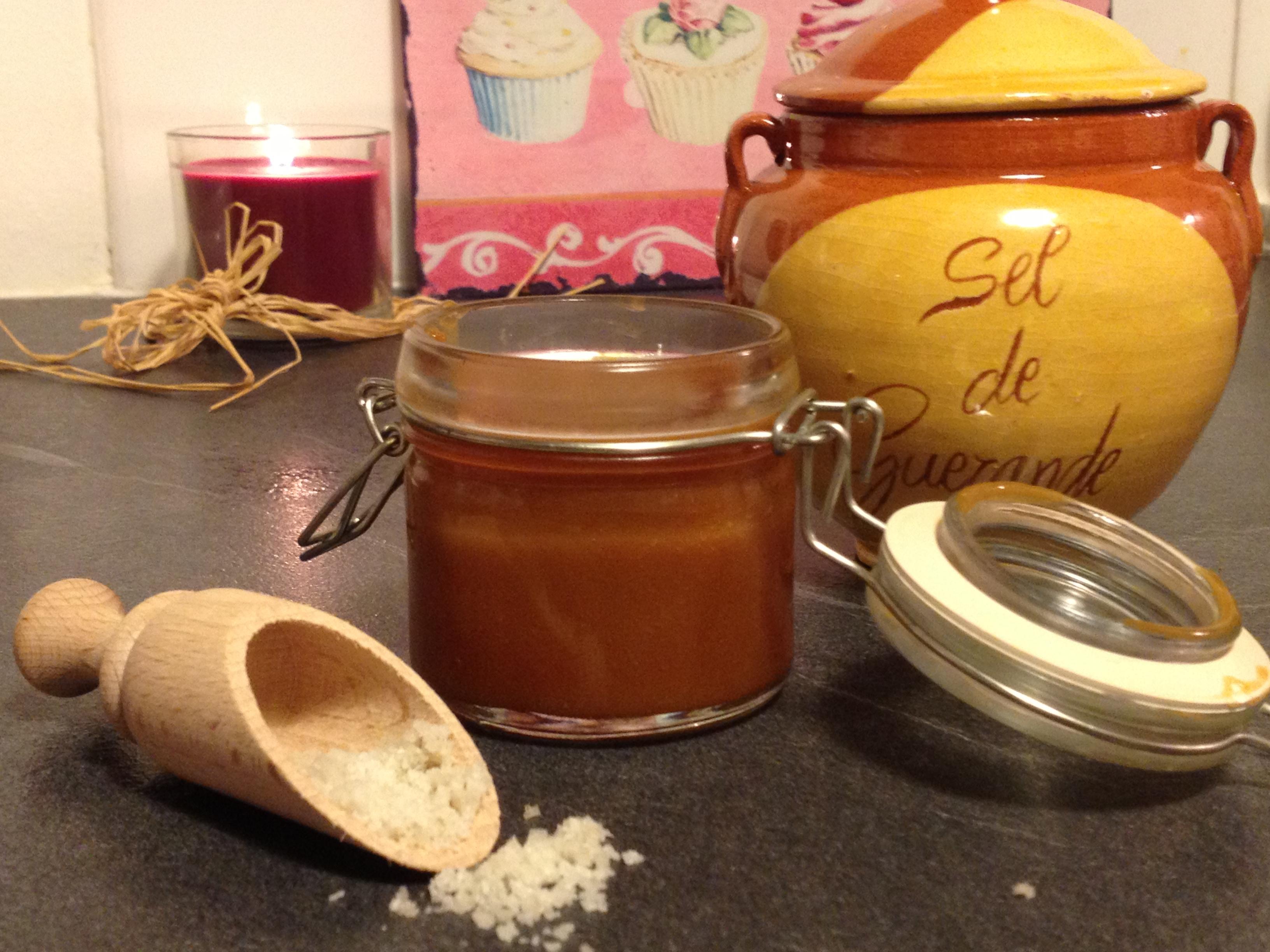 Recette du caramel beurre salé