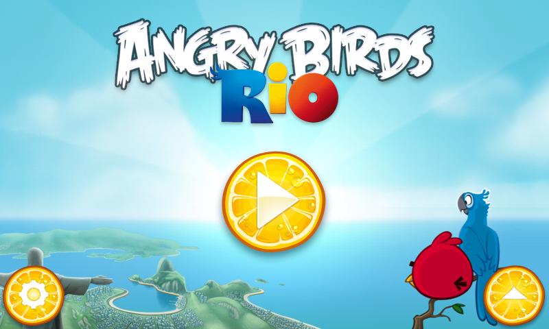 Angry Birds Rio Gratos