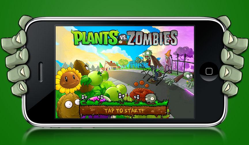 Plantes vs zombies : télécharger gratuitement sur iPad et ...