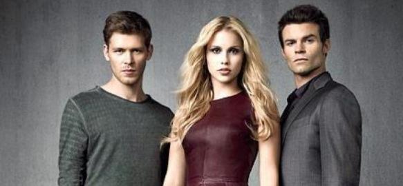 The originals Klaus Rebekah