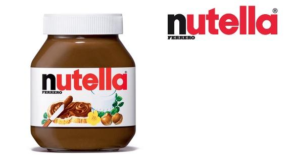 nutella personnaliser pot avec une 233 tiquette 224 nom plateau tv