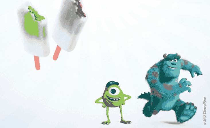 glaces Monstres et Cie