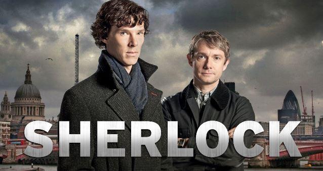 sherlock série saison 3