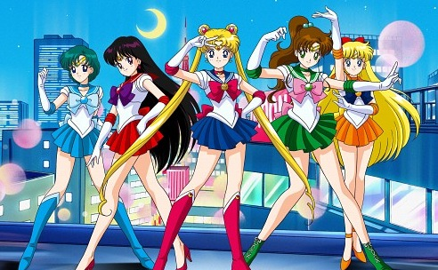 sailor moon 2014  Sailor Moon : une
