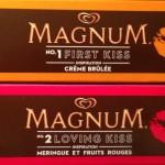 magnum kiss glaces
