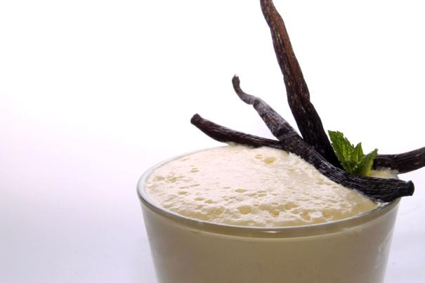 recette mousse vanille