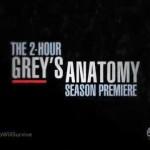 grey's anatomy saison 10x01