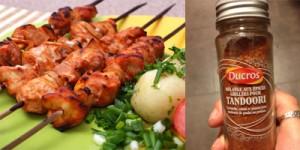Recette de poulet Tandoori