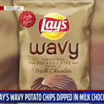 CHIPS LAYS CHOCOLAT