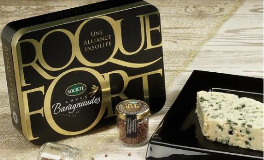 roquefort chocolat