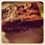 Recette du brownie américain