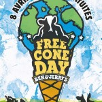 Free cone day 2014
