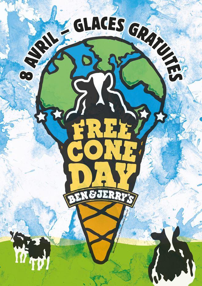 Free cone day 2014