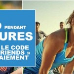25% de réduction sur l'e-shop reebok